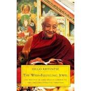 The Wish-Fulfilling Jewel: The Practice of Guru Yoga According to the Longchen Nyingthig Tradition, Paperback/Dilgo Khyentse