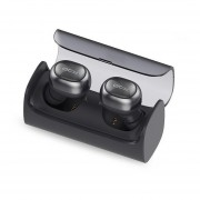 Mini Audífonos Bluetooth Estéreo Música Q29 Pro Para Apple Iphone - Negro