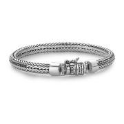 BUDDHA TO BUDDHA Ellen XS zilver armband - J150 D