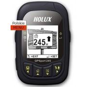 Holux GR-245 PL GPS turystyczny