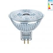 Osram - Superstar MR16 35 (36°) LED Reflektorlampe, GU5.3 / 12 V, 4.8 W, Warmweiß 2700K, 350 lm, dimmbar / klar