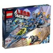 LEGO Movie 70816 Bennys Spaceship, Spaceship, Spaceship! Building Set