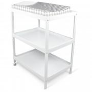 JLY Dream Basic Wickeltisch, Weiß
