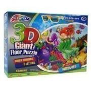 Grafix 3D Giant Floor Puzzle