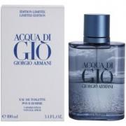 Armani Acqua Di Gio Pour Homme Blue Edition Summer тоалетна вода за мъже 100 мл.