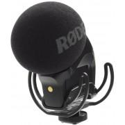 RODE Microfone Estéreo VídeoMic Pro-Rycote