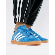 Adidas Кроссовки adidas Originals Hamburg - Синий