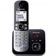 Безжичен DECT телефон Panasonic KX-TG 6821FXB, Сребрист, 1015121
