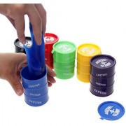 Shivsoft Slime Paint Slime Practical Joke Set of 6