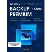 Acronis True Image Premium 5Device 1Year. Mac, Windows-backup PC, Android, Apple iOS