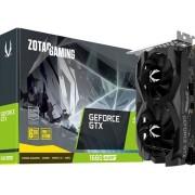 ZOTAC GAMING GeForce GTX 1660 SUPER Twin Fan - Grafische kaart - GF GTX 1660 SUPER - 6 GB GDDR5 - PCIe 3.0 x16 - HDMI, 3 x DisplayPort