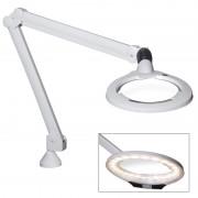 Lustre lupa Circus LED 10W com 3,5 acréscimos: Ideal para trabalhos exigentes