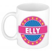 Shoppartners Kado mok voor Elly