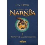 Cronicile din Narnia Vol.1 Nepotul magicianului - C.S. Lewis