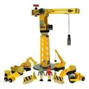 Set constructie - Macara BigJigs