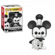 Pop! Vinyl Disney 90 ° Anniversario Topolino Steamboat Willie Figura Pop! Vinyl