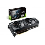 Asus NVD RTX 2070 Advanced 8GB DDR6 256bit DUAL-RTX2070-A8G