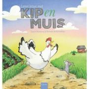 Leren lezen met Kip en Muis - David Vlietstra
