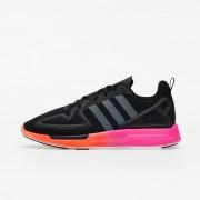 adidas ZX 2K Flux Core Black/ Grey Six/ Shock Pink