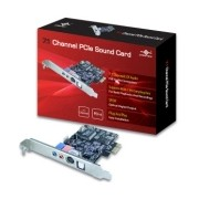 VAntec ugt-S110 - 7.1 PCI-E sound card