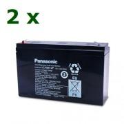 Panasonic 2x6V 12Ah (KIT8)