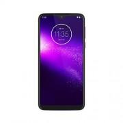 Motorola One Macro GSM Teléfono desbloqueado, 64 GB, Ultra Violet