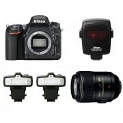 Nikon Dental Kit D750 + AF-S MICRO 105mm f/2.8G VR + Kit R1C1