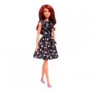 Mattel BarbieBoneca FashionistaVestido com Estrelas