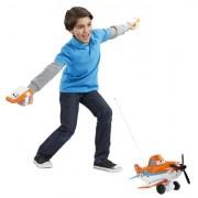 Mattel Disney Planes Wing Control Dusty Crophopper Radio Control Plane