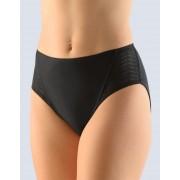 GINA Kalhotky větší velikosti krajka 11040-MxC černá 42-44