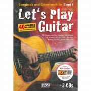 Hage Musikverlag - Let's Play Guitar