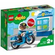 Motocicleta de politie 10900 LEGO Duplo