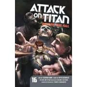 Attack on Titan: Before the Fall 16, Paperback/Hajime Isayama