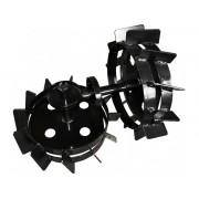 Set roti metalice 42 cm