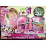 Disney Junior Mickey Mouse Clubhouse MINNIE MOUSE BOW-TIQUE MINNIE & DAISY'S HOUSE Friendship in Bloom Exclusive...
