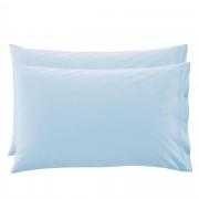 Bassetti 2 Federe per guanciali Bassetti Time 50x80 - celeste 1319