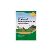 Lernbiene Lernwerkstatt: Wir gehen auf Entdeckungstour: Europa