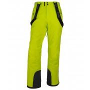 KILPI Pánské lyžařské kalhoty METHONE-M HM0012KILGN Zelená 3XL