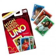 High School Musical - UNO karty