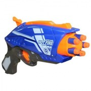 Toys Factory Latest Baby Annie Sharp Shooter Gun 5 Dart Soft Blaster