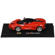 Bburago La Ferrari (1/43 Scale), Red
