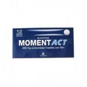 Angelini Spa Momentact*12cpr Riv 400mg