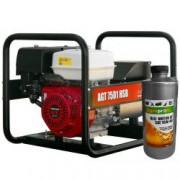 Generator curent AGT 7501 HSB 6.4 kVA motor 13 CP monofazat Industrial + Cadou Ulei pentru motoare in 4T AgroPro