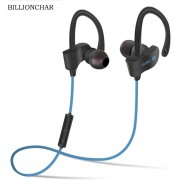 Top blauw / Bluetooth 4.1 In-ear Oortje /Draadloze Koptelefoon / Wireless Headset / Oordopjes / Oortjes / Hoofdtelefoon / Oortelefoon / In ear Headphones / Headphone / Draadloos / Sport Headsets / Muziek / Earphones /