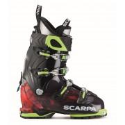 Scarpa Freedom Sl - Antracite/Redorange - Chaussures de ski 26,5