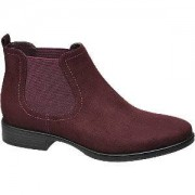 Graceland Bordeaux chelsea boot
