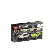 Lego Speed Champions Porsche 911 RSR und 911 Turbo 3.0 75888