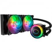 Cooler CPU Cooler Master MasterLiquid ML240R RGB, racire cu lichid, MLX-D24M-A20PC-R1