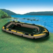 Barca gonflabila pentru 4 persoane Seahawk IV Intex 68350
