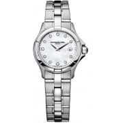 Raymond Weil Womens 9460-ST-97081 Parsifal MOP Face Watch